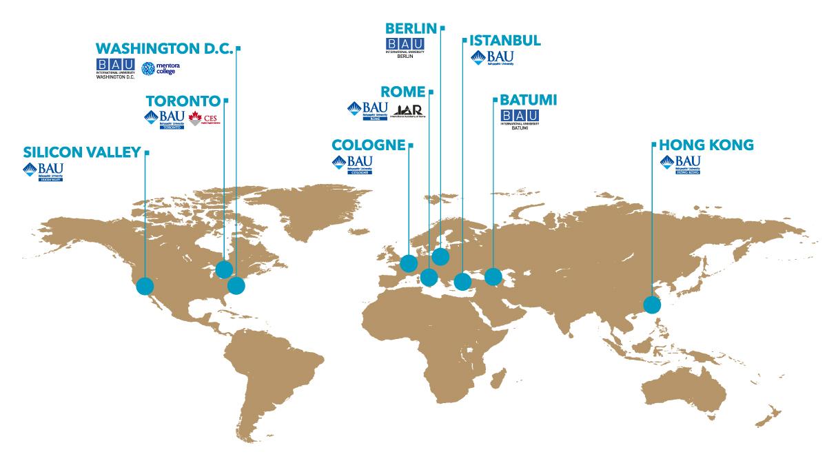 Das Bau Global Netzwerk